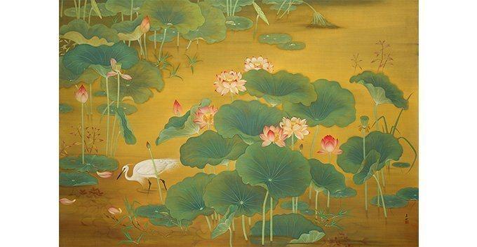 Lin Yu-shan〈Lotus Pond〉