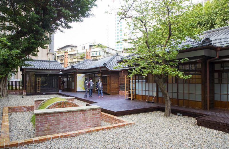 日本統治時代の木造宿舎群、「台湾文学基地」に 文学者の交流拠点にopennewwindow