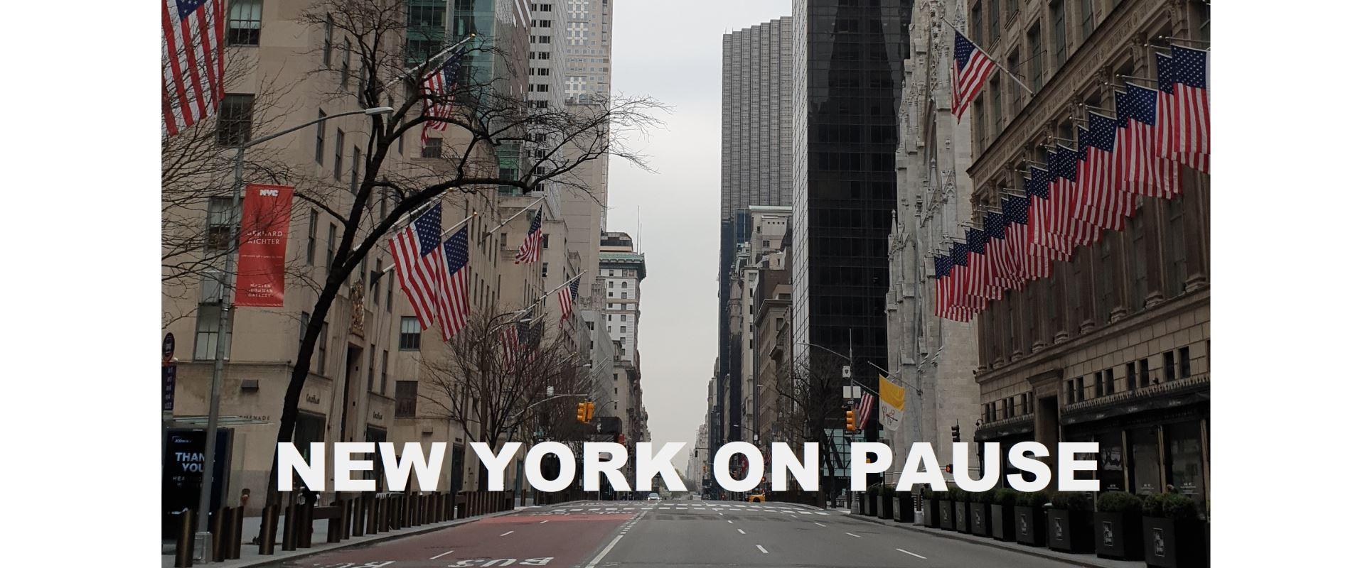 NY on PAUSE[另開新視窗]