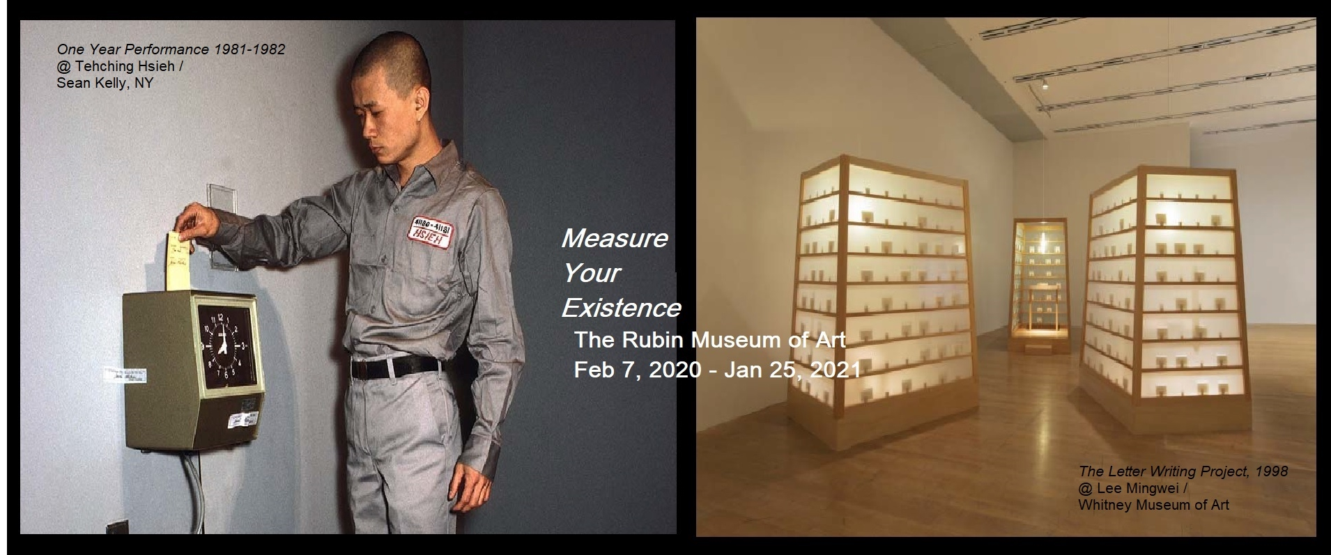 Measure your Existence at The Rubin Museum of Art[另開新視窗]
