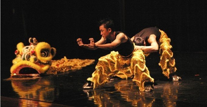 Hung Sheng Lion Dance Theater《A Dialogue of the Lions》