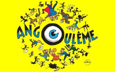 THE 2014 ANGOULEME COMIC FESTIVAL