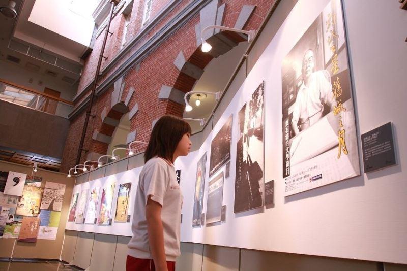 0510 Taiwan Museum of Taiwan Literature Poster Exhibit-3.jpg