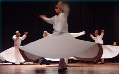 'TURKISH DERVISHES: TAIWAN TOUR'