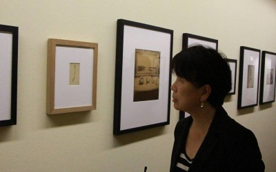 MINISTER VISITS SWISS PHOTOGRAPHY MUSEUM