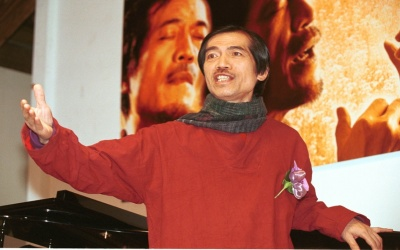 ESTEEMED MUSICIAN LEE TAI-HSIANG WILL BE MISSED