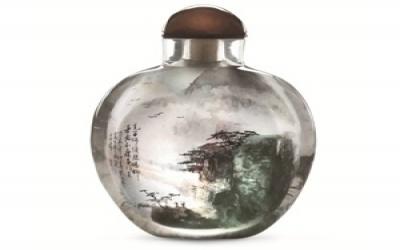 '158 SNUFF BOTTLES' FEATURING SUO ZHEN-HAI