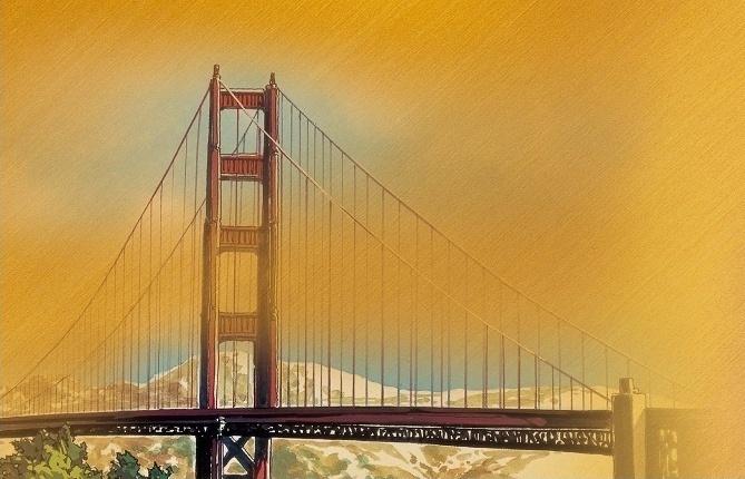 'ENCHANTING BRIDGES OF THE WORLD'