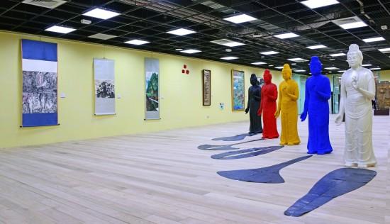 NTMOFA inaugurates Taiwan's most-advanced art vault