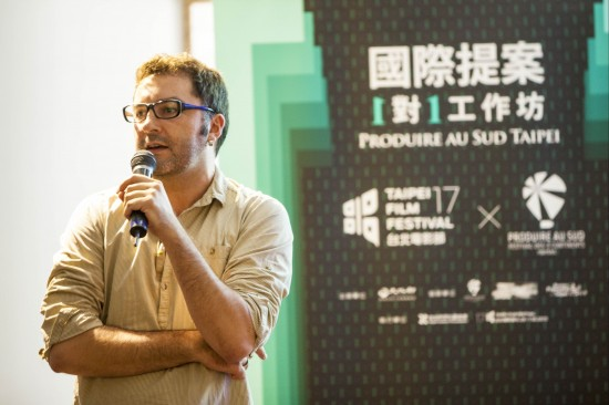 Filmmakers mentored by French workshop
