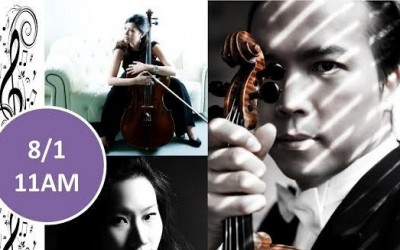TAIWANESE TRIO TO PERFORM CLASSIC MUSIC IN LA