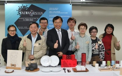 TAIWANESE CRAFTS, BRANDS TO DEBUT IN THAI FAIR