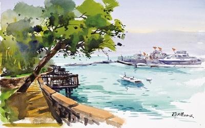 'SUN MOON LAKE' FEATURING SUN SHAO-YING