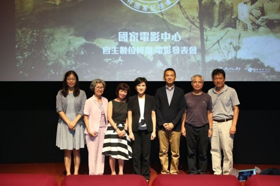 Taiwan upgrades its film restoration capabilities