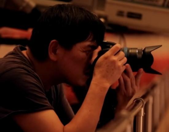 Photographer Liu Chen-hsiang