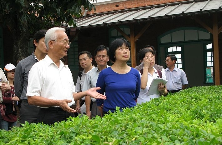 CULTURE MINISTER CONCLUDES TAINAN TRIP