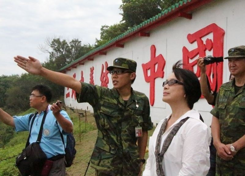 KINMEN BATTLEFIELD CULTURE TO BECOME A REMINDER OF PEACE: MINISTER