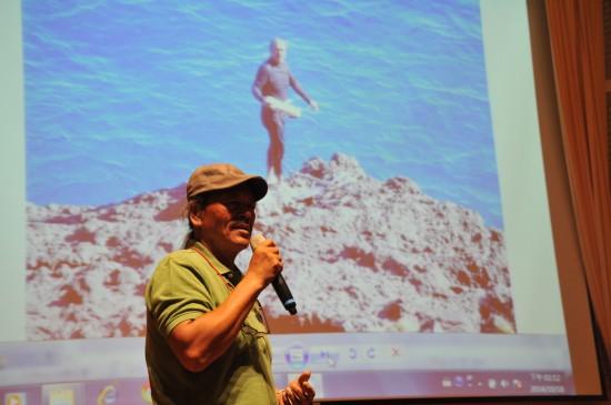Writer | Syaman Rapongan
