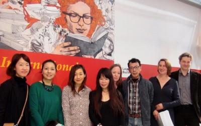 TAIWANESE WRITER JOINS IOWA RESIDENCY PROGRAM