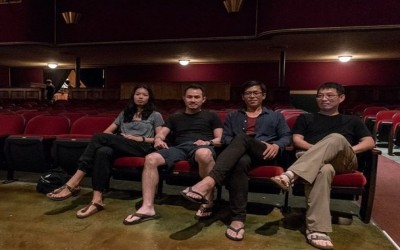 TAIWANESE ARTISTS JOIN VIRGINIA FILM FESTIVAL