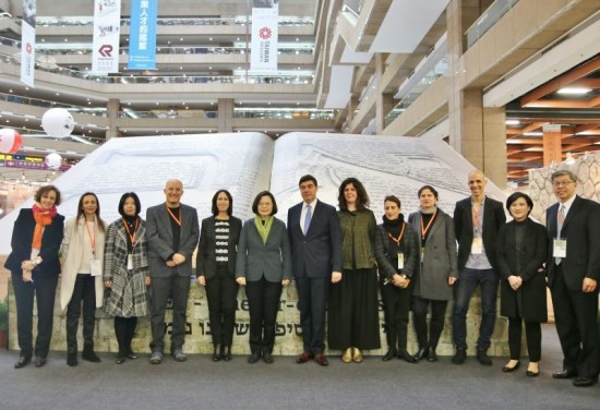 Taipei book fair welcomes 530k visitors in 2018