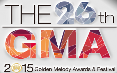 NOMINEES OF THE GOLDEN MELODY AWARDS