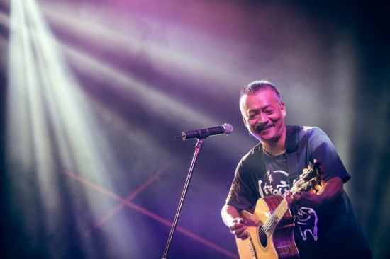 Singer-songwriter | Hsieh Ming-yu