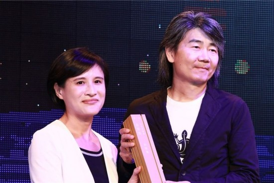 Golden Comic Awards held to salute cartoonists