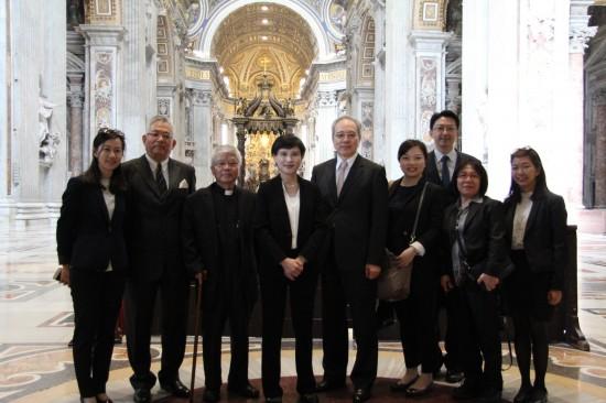 Minister Cheng Li-chiun embarks on Europe trip
