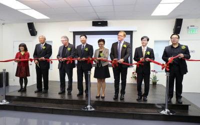 TAIWAN ACADEMY OUTPOST OPENS IN LA