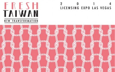 'FRESH TAIWAN' AT THE LICENSING EXPO IN VEGAS