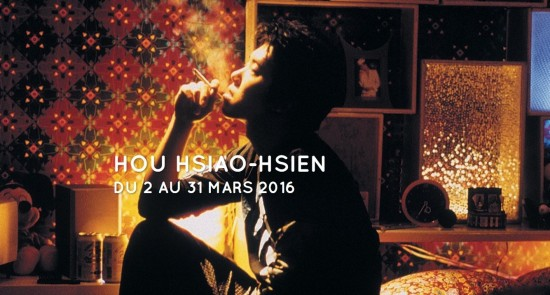 Hou Hsiao-hsien program in Paris