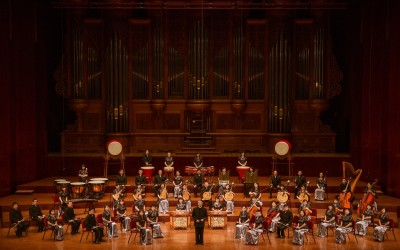 TAIWAN, HK ORCHESTRAS TO STAGE PEACE CONCERTS