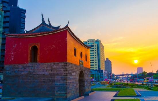 Cheng-en Gate (Beimen)
