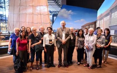 ICOM HEAD LAUDS TAINAN MUSEUM