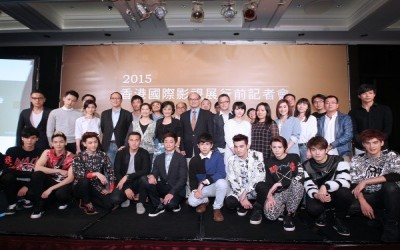 TAIWAN ATTENDS HK FILM FAIR