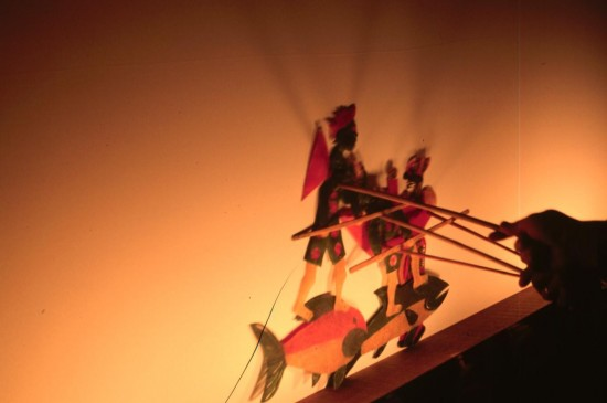 Fu Hsing Ko Shadow Puppet Troupe