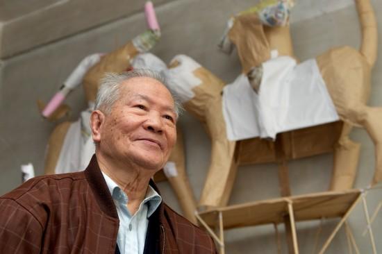 Paper Mache Artist | Wong Wen-biao