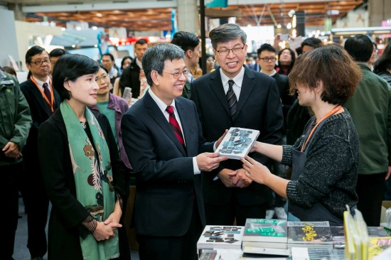Lineup for the 2017 Taipei book fair unveiled
