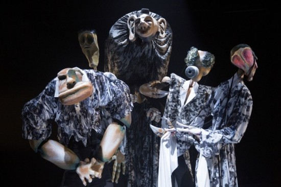 Open Call: Residency program for puppeteers