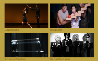 TAIWAN'S LINEUP FOR THE 2014 OFF D'AVIGNON
