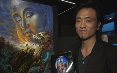 TAIWANESE TATTOO ARTIST TO BE FEATURED IN PARIS