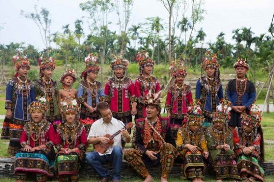 Paiwan choir concert in Houston