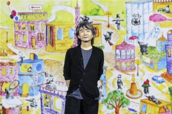 Comic Artist | Zhu De-yong