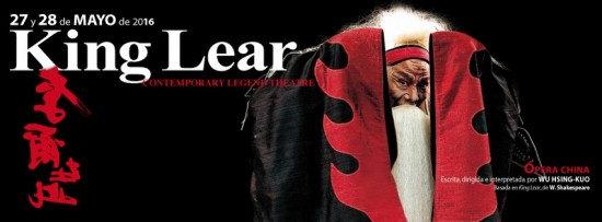 'King Lear' by Contemporary Legend Theatre