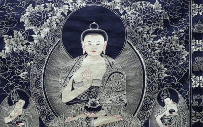 'TIBETAN BUDDHISM THANGKA ART EXHIBITION'