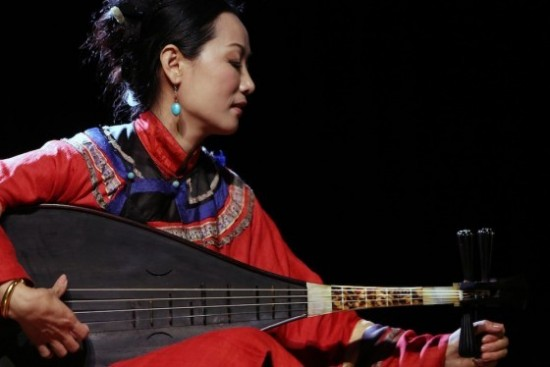 Pipa players to bring nanguan music to Houston