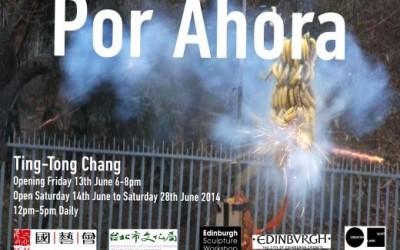 TAIWANESE ARTIST REINTERPRETS CHAVEZ'S MOTTO
