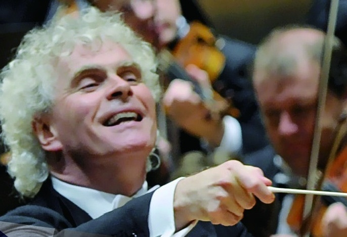 'BERLIN PHILHARMONIC' FEATURING SIMON RATTLE