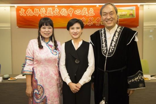 Mongolian & Tibetan Cultural Center opens
